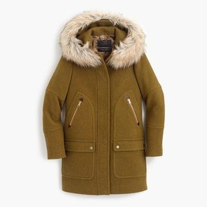 J.Crew Chateau Parka in Stadium Cloth
